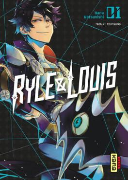 Couverture du livre : Ryle & Louis, Tome 1
