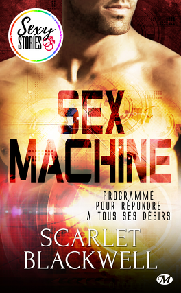 Couverture du livre : Sex Machine