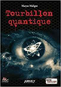 Couverture du livre : Tourbillon quantique
