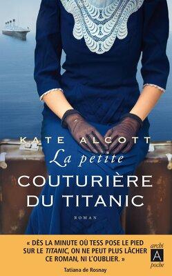 Couverture de La Petite Couturière du Titanic