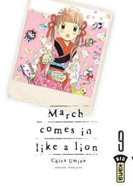 Couverture du livre : March comes in like a lion, Tome 9
