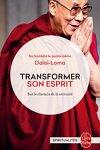 couverture Transformer son esprit, Sur le chemin de la sérénité