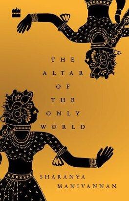 Couverture du livre : The Altar of The Only World