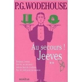 Couverture du livre : Au secours! Jeeves