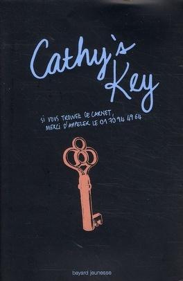 Couverture du livre : Cathy's key