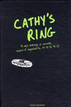 Couverture de Cathy's ring