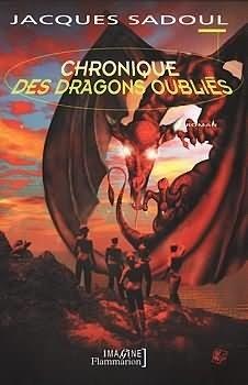 Couverture du livre : Chronique des dragons oubliés