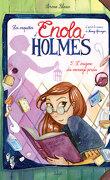 Les Enquêtes d'Enola Holmes, Tome 5 : L'Énigme du message perdu (BD)