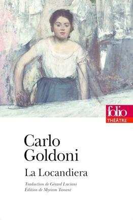 Couverture du livre : La Locandiera