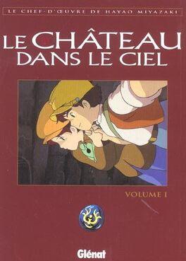 Couverture du livre : Le Château dans le Ciel, tome 1