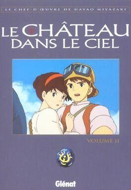 Couverture du livre : Le Château dans le Ciel, tome 2