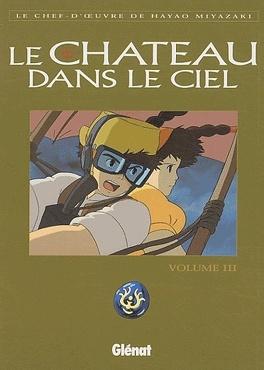 Couverture du livre : Le Château dans le Ciel, tome 3