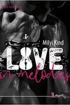 couverture Love in melodies
