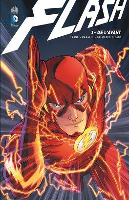 Couverture du livre : Flash, Tome 1 : De l'avant