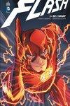 couverture Flash, Tome 1 : De l'avant