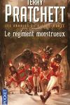 couverture Les annales du Disque-Monde, Tome 29 : Le Régiment monstrueux