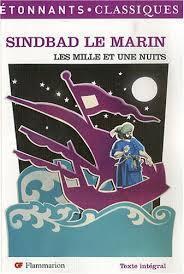 Couverture du livre : Sindbad le marin