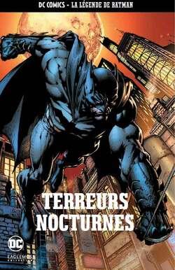 Couverture de Batman, le chevalier noir Tome 1 - Terreurs nocturnes