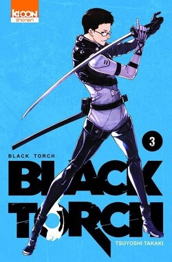 Couverture de Black Torch, Tome 3