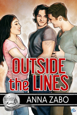 Couverture du livre : Bluewater Bay, Tome 22 : Outside the Lines