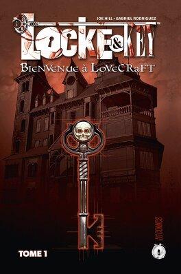 Couverture du livre : Locke & Key, Tome 1 : Bienvenue à Lovecraft