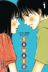 couverture Sawako, tome 1