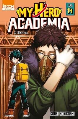 Couverture du livre : My Hero Academia, Tome 14 : Révisions