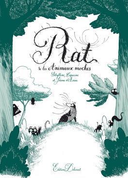 Couverture du livre : Rat et les Animaux moches