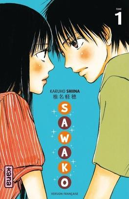 Couverture du livre : Sawako, tome 1