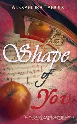 Couverture du livre : Shape of You