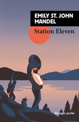 Couverture du livre : Station Eleven