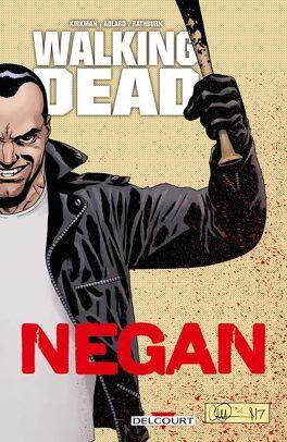 Couverture du livre : Walking Dead : Negan
