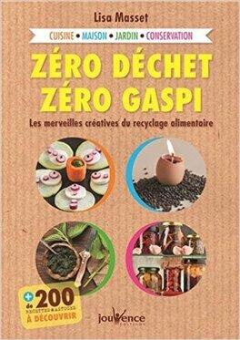 Zero Dechet Zero Gaspi Livre De Lisa Masset
