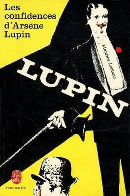 Couverture du livre : Les Confidences d'Arsène Lupin