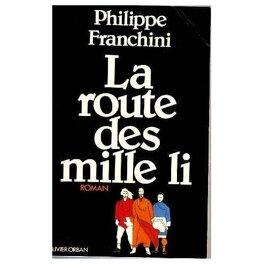 Couverture du livre : La route des mille li