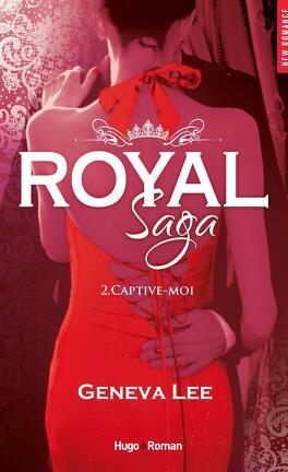 Royal Saga, les 7 livres de la série