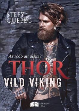 Couverture du livre : Thor - Vild Viking