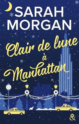 Couverture du livre : Clair de lune à Manhattan