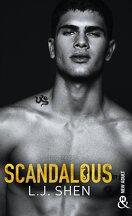 Sinners of Saint, Tome 3 : Scandalous