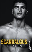 Sinners, Tome 3 : Scandalous