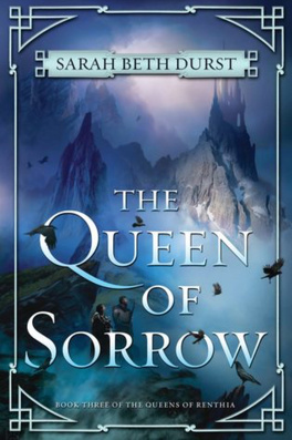 Couverture du livre : The Queens of Renthia, Tome 3 : The Queen of Sorrow