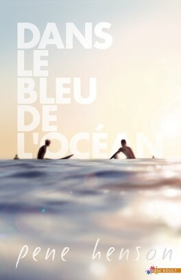 Couverture du livre : Dans le bleu de l'océan