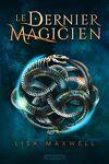 couverture Le Dernier Magicien, Tome 1 : L'ars Arcana
