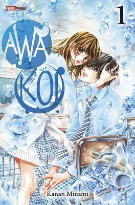Couverture du livre : Awa Koi, Tome 1
