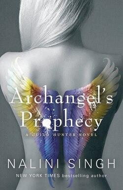 Couverture de Chasseuse de Vampires, Tome 11 : Archangel's Prophecy