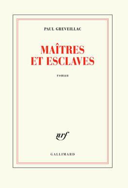 Couverture du livre : Maîtres et esclaves