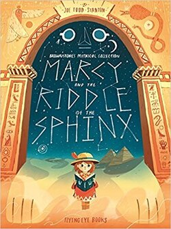 Couverture de Marcy and the Riddle of the Sphinx