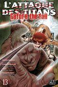 L'Attaque des Titans - Before The Fall, tome 13