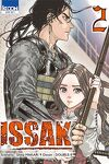 couverture Issak, Tome 2