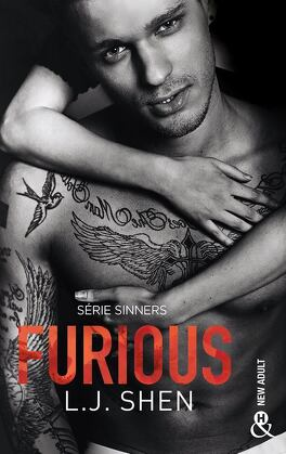 Couverture du livre : Sinners of Saint, Tome 4 : Furious